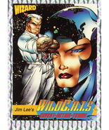Wizard Card #7 - WildC.A.T.S. - $0.99