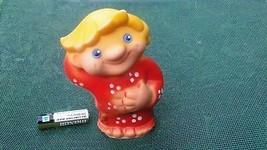 Vintage USSR Russian Folk Tale IVAN the FOOL Soviet Rubber Toy IVANUSHKA... - $30.68