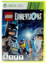 Lego Dimensions Xbox 360 - Game Only* VERY GOOD CONDITION* SHIPS NEXT DAY* - $13.98