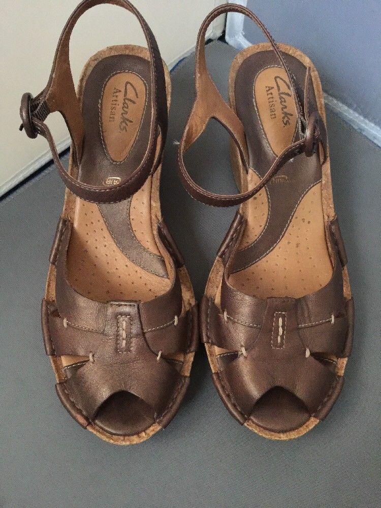 90bce55d53b S l1600. S l1600. Previous. Clarks Artisan Collection Alameda 84285 Leather  Sandal