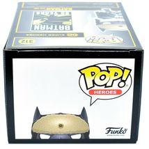 Funko Pop! Heroes 2003 Batman Red Son 80 Years Anniversary Vinyl Figure #312 image 6