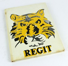 Vintage 1982 REGIT Keytesville MO Missouri Volume 30 High School Yearbook - $17.96