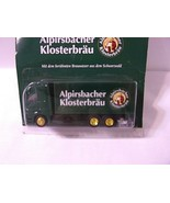 Actros Mercedes Benz Alpirsbacher Klosterbrau Brewery Truck Model Semi T... - $21.73