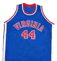 George Gervin Virginia Squires Aba Retro Basketball Jersey New Red Any Size image 1