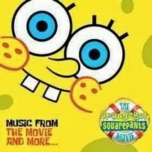 Spongebob Squarepants Music From the Movie and More 2004 CD FREE Shipping  - $6.49