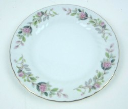 "Regency Rose 2345 by Creative Fine China Bread Plate 6 3/8""  Japan - $7.69"