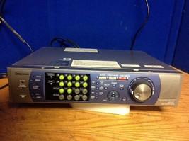 PANASONIC WJ-HD316A 16 CHANNEL DIGITAL DISK RECORDER - $392.04