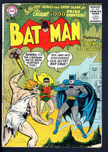 BATMAN #102-1956-BAT CAVE-10 CENT-SILVER-AGE DC - $126.10