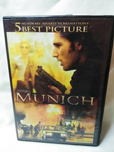 Munich (DVD, 2006, Widescreen) - $2.97