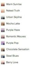 Avon True Color Eye Shadow Quads - All Colors - $7.64