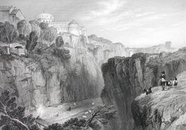 ITALY Civita Castellana Ancient Falerium - Fine Quality Vintage Antique ... - $39.60