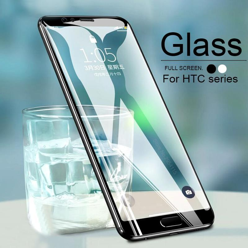 Screen Protector Case For HTC U11 Plus Glass Tempered Glass For HTC U11 Plus Lit