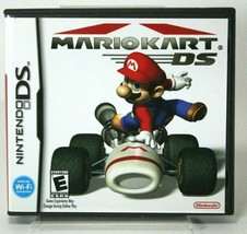 MarioKart DS (Nintendo DS, 2005) GAME in Original Box plus Manual - $16.82