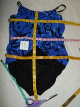 Magicsuit 454755 Lisa One Piece Swimsuit Multi-Color size 16-$156 - $61.37
