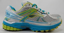 Brooks Defyance 7 Sz US 6 M (B) EU 36.5 Women's Running Shoes White 1201481B331