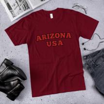 Arizona t-shirt / made in USA / American T-Shirt image 4