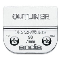 Andis UltraEdge Outliner Trimmer Detachable Blade (64160) - $22.28