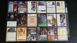 Vintage Lot 81 Reggie Miller NBA Basketball Trading Card image 2