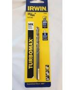 """Irwin 73315 15/64"""" TurboMax Drill Bit - $4.95"""