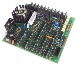INDUSTRIAL DEVICES CORP. D2200 REV. B CONTROL BOARD image 2