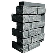 NextStone Faux Polyurethane Brick Outside Corner - Antique Gray - 4 per box - $58.46