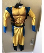 Bumblebee  from the transformer Movie size child Small  4-6  - $13.00