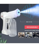 Wireless / Rechargable Disinfectant Portable Sprayer Gun | Features Nano... - $59.99