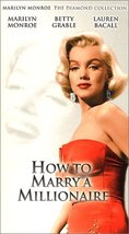 How to Marry a Millionaire [VHS] [VHS Tape] - $5.94
