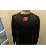 Black Frisco RoughRiders MiLB Baseball Pullover Polyester Pocket Jersey ... - $39.55