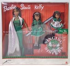BARBIE STACIE KELLY HOLIDAY SINGING SISTERS AFR... - $39.55