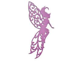 Spellbinders Shapeabilities D-Lites Fairy Cali Die #S2-116