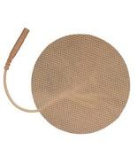 Reusable Electrode 2 Round Tan Cloth - $30.02
