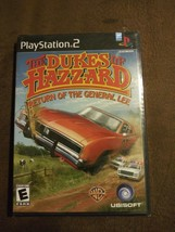 Dukes of Hazzard: Return of the General Lee (Sony PlayStation 2, 2004) PS2 NIP - $106.91