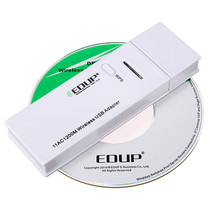 New EDUP 1200M Dual Band USB 3.0 Wireless Adapter 2.4G 5.8G WiFi Dongle - $24.10