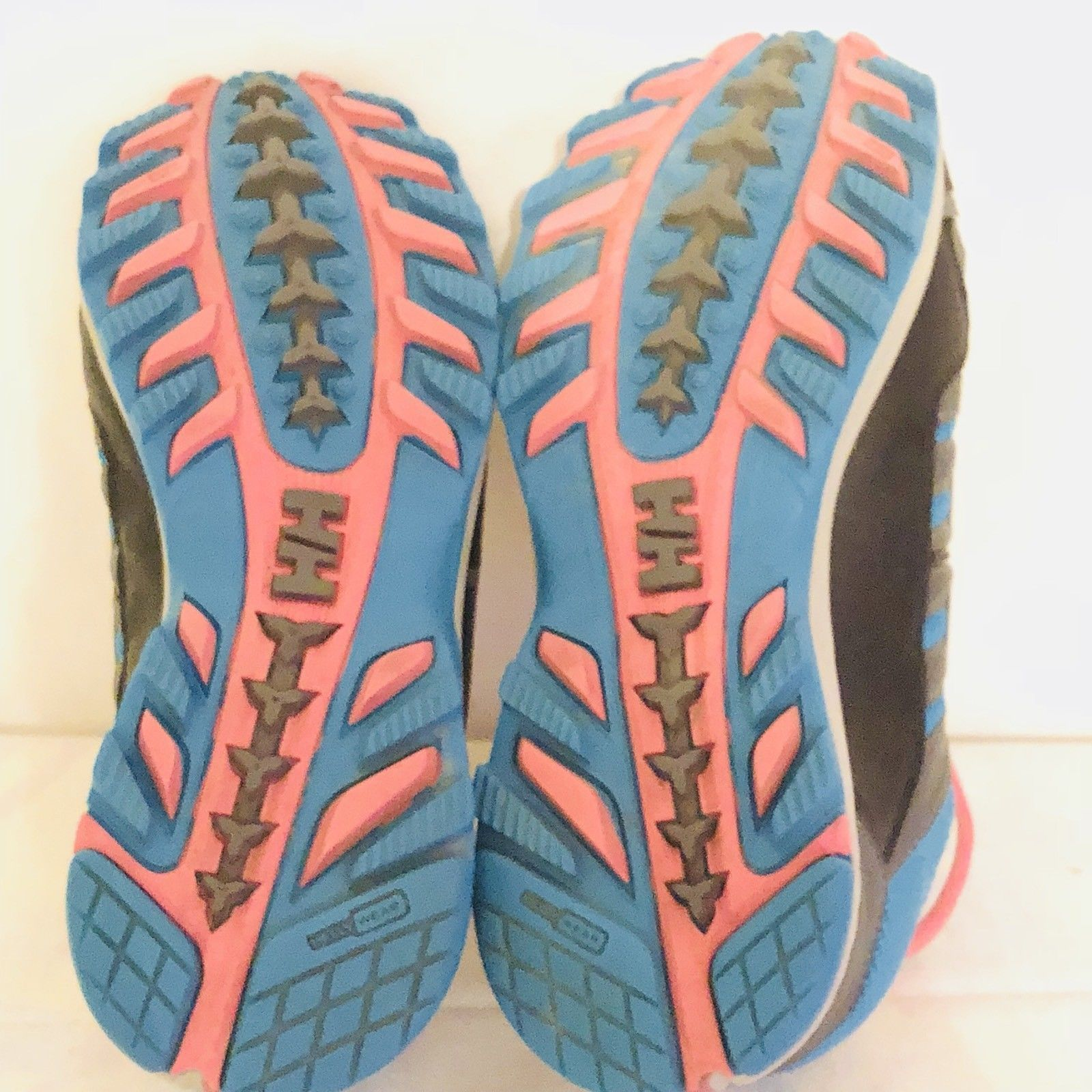 Helly Hansen Womens Blue Lace Up Waterproof Shoes 7