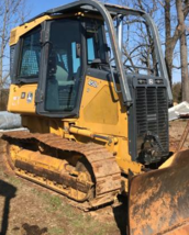 Cab John Deere 450 FOR SALE IN Mansfield, AR 72944 image 1