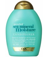 OGX Quenched Sea Mineral Moisture Conditioner Moisture Dry Damaged Hair ... - $11.04