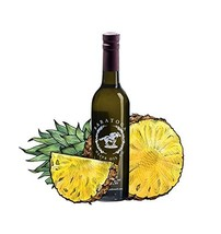 Saratoga Olive Oil Company Golden Pineapple White Balsamic Vinegar 375ml... - $26.90