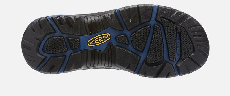 Keen Braddock Mid Size US 11.5 M (D) EU 45 Men's WP Soft Toe Work Shoes 1014605 image 5