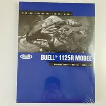 Harley Davidson Buell Oem Electrical Diagnostic Manual 2010 1125 Model 99949-10Y - $93.19