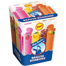 FRIGEO Ahoj Brause: Bonbons- Pressed Sugar Candies -125g-Made in Germany - $4.50