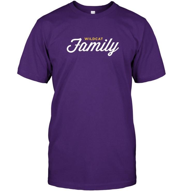Wilson HS Wildcat Family TShirt