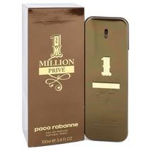 Paco Rabanne 1 Million Prive 3.4 oz Eau De Toilette Cologne Spray image 2