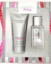 Victorias Secret Bombshell Holiday 2 Piece Gift Set Body Mist & Lotion - $15.79