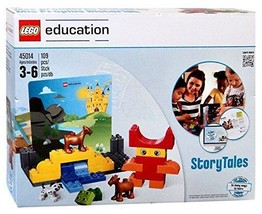 LEGO 45014 DUPLO éducation storytales 3 ans - 6 Construction Ensemble d'... - $69.28