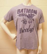 Junk Food Batman & Robin Hurry Steel Heather - $23.20