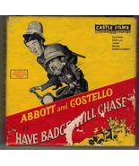 """Vintage Abbot And Costello """"Have Badge, Will Chase"""" Castle Films, 8mm, N... - $9.79"""