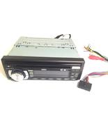 Jensen MP6212 CD MP3 WMA Auto Receiver In Dash Stereo SIRIUS XM Ready - $104.21