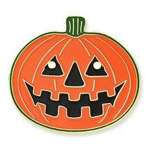 "PinMart Halloween Pumpkin Jack-O'-Lantern Holiday Lapel Pin 1"" - €8,81 EUR"