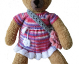Handmade teddy bear mashka by yagrashka kopia thumb155 crop